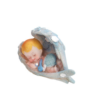 Figurka na tort chłopczyk - Little Figurines