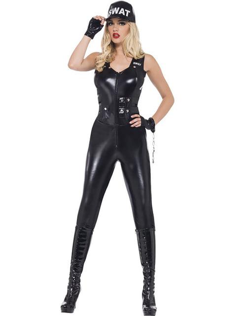 Disfraz de policía SWAT Fever para mujer - mujer