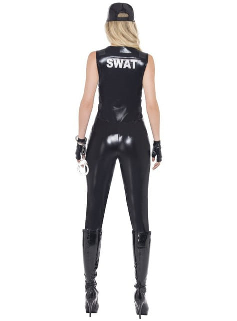 Costume SWAT per donna sexy