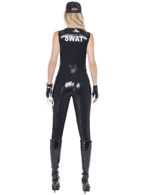 Σέξι Στολή Αστυνομικίνα SWAT για Γυναίκες