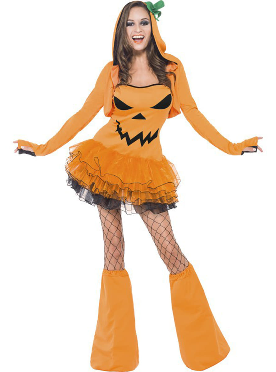 Fever sexy pumpkin costume for a woman  sc 1 st  Funidelia & Fever sexy pumpkin costume for a woman. The coolest | Funidelia