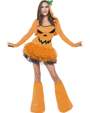 Pumpkin Costume for Women