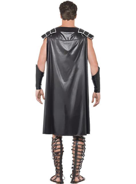 Costume da gladiatore romano da uomo