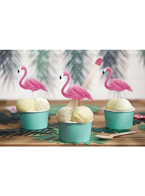 6 vasos azul turquesa para helado - Aloha Turquoise - para tus fiestas