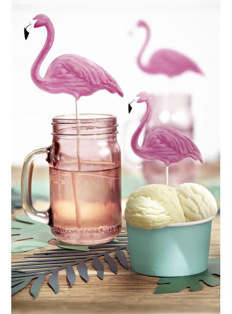 6 vasos azul turquesa para helado - Aloha Turquoise - barato