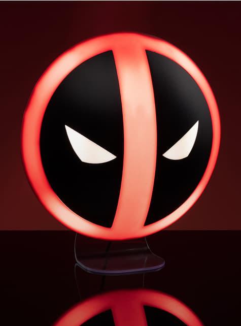 Deadpool אייקון מנורה