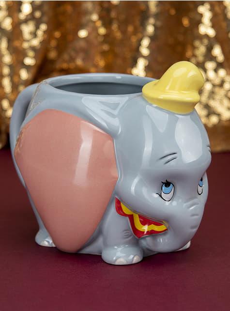 3D Dumbo mok