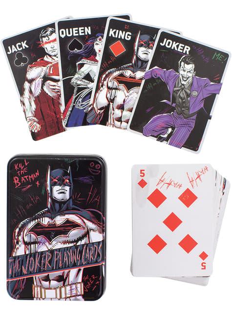 Baraja de cartas de Joker