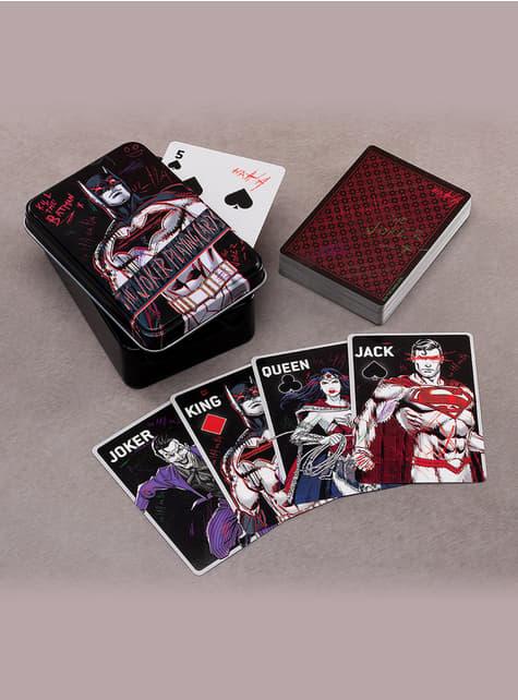 Baraja de cartas de Joker - barato