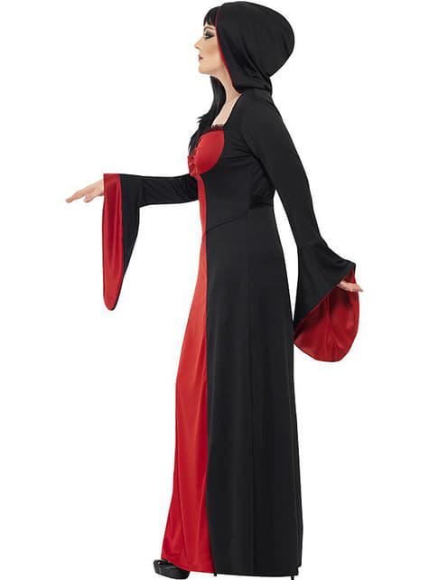 Disfraz de vampiresa talla grande - original