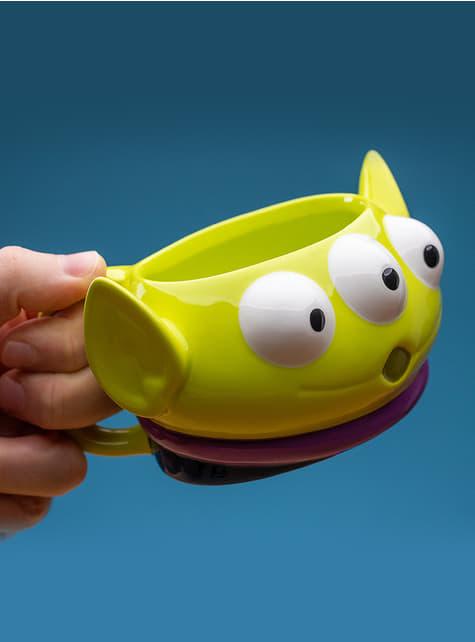 3D hrnek Toy Story 4 Mimozemšťan