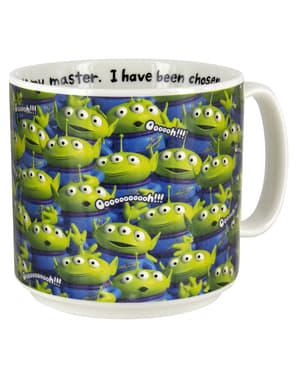 Toy Story 4 mug ganti warna - Alien