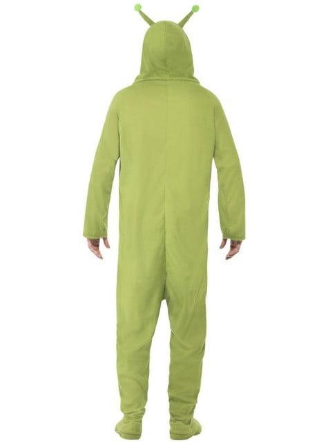 Disfraz de marciano verde para hombre - hombre