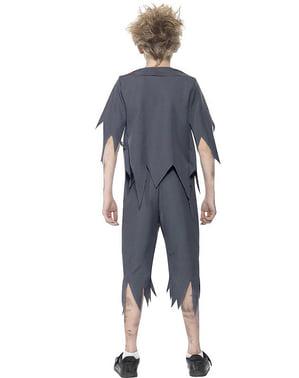 男の子のための学生のゾンビの衣装