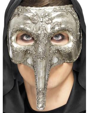 Mascara veneziana para homem