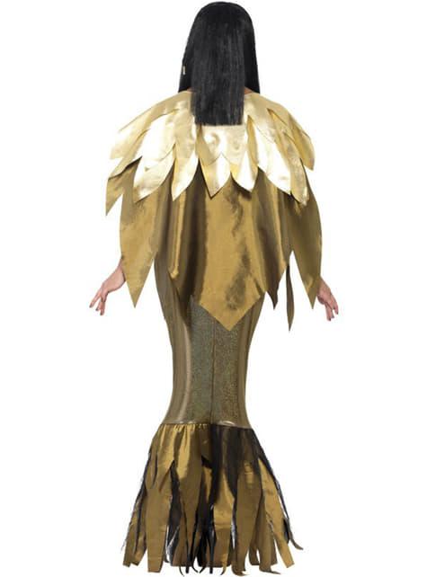Disfraz de Cleopatra brillante para mujer - mujer