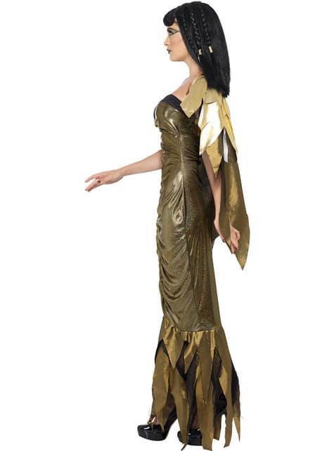 Disfraz de Cleopatra brillante para mujer - original