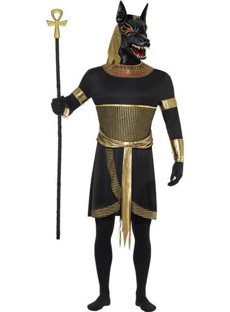 Anubis kostume til mand