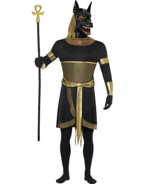 Disfraz de Anubis para hombre