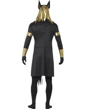 Anubis costume for a man