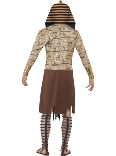 Disfraz de faraón egipcio zombie para hombre - hombre