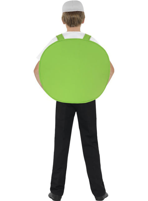 Green Pig Angry Birds costume for Kids