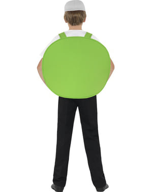 Grön Angry Birds-grisdräkt för barn