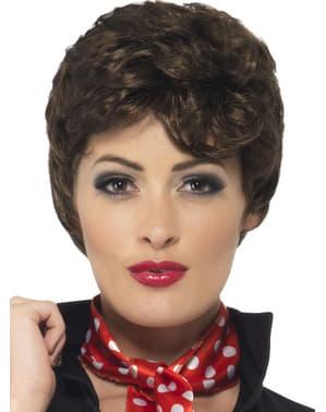 Parrucca da Betty Rizzo 50´s da donna