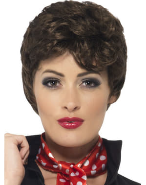 Rizzo 50s wig for a woman