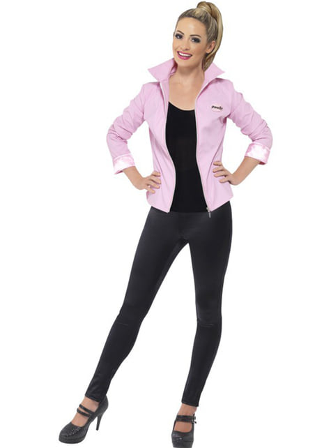 Pink Lady jacket for a woman