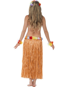 Aggiuntivi E Costume Complementi Gonne Hawaiana Aloha Da Funidelia fttwqX6Hx