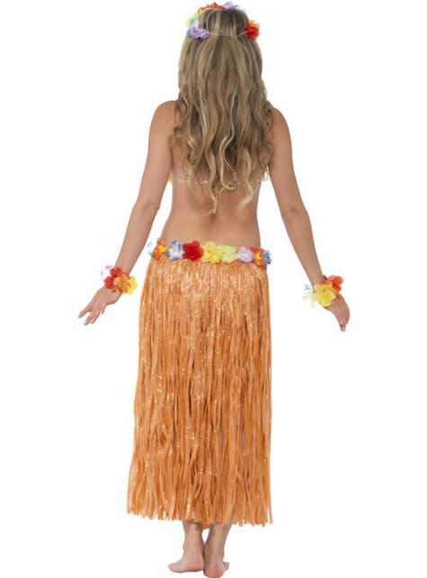 Déguisement Hawaienne Hula femme
