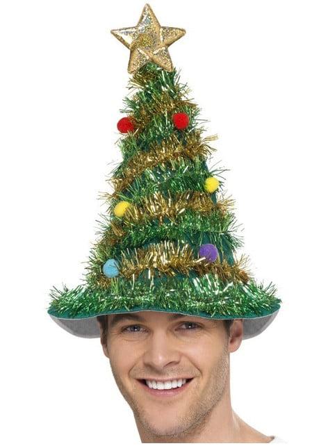 Karácsonyfa kalap felnőtteknek