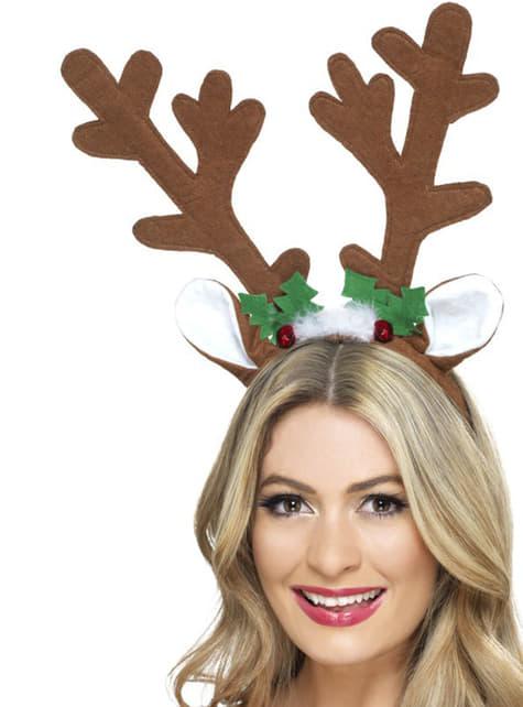 Maple Christmas horns