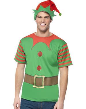 Kit costume da elfo da uomo