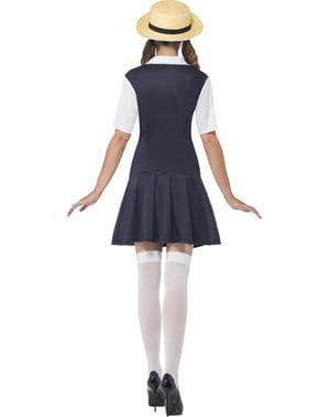 Dámský kostým školačka