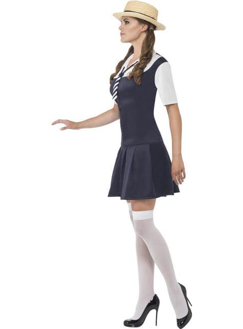 Disfraz de colegiala para mujer - original
