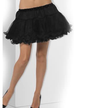 Fekete Tütü alsószoknya