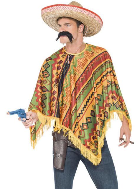 Sæt med mexicanerkostume