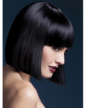 Black Lola wig