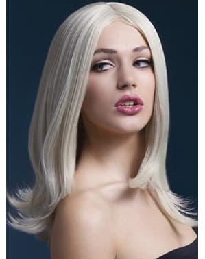 Pruik blond Sophia
