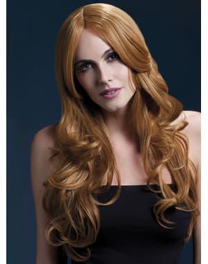 Auburn Khloe wig