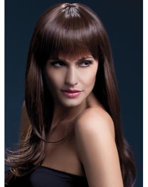 Chestnut Sienna wig