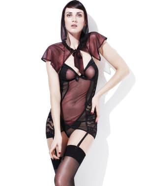 Nuisette Miss red pour déguisement