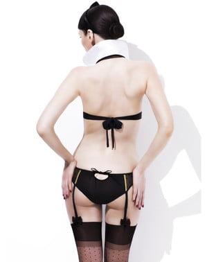 Sexy spodní prádlo sada Blanca - zakázané ovoce