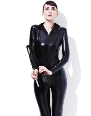 Costume da Miss Frusta sexy Fever per il travestimento