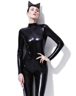 Dámský kostým sexy domina