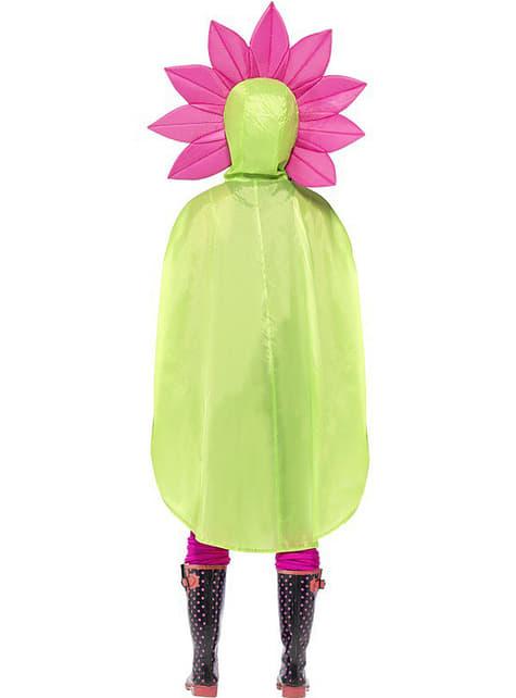 Party Poncho Flor - original