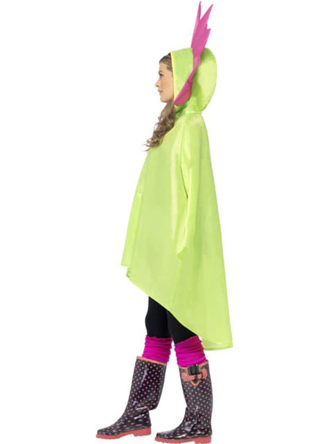 Blomst party poncho