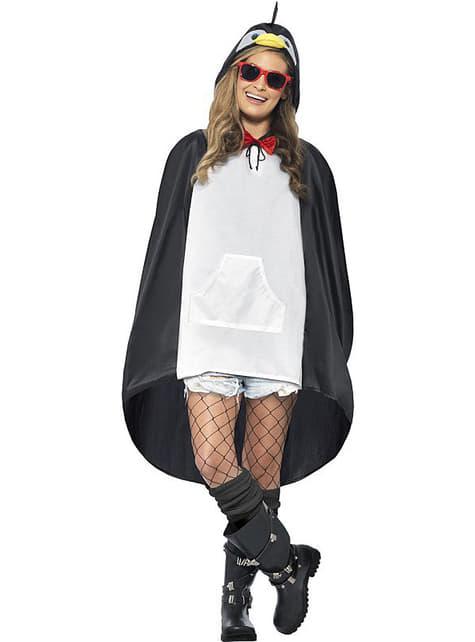 Poncho πιγκουίνος poncho